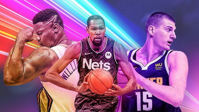 สรุปตารางการแข่งขันบาสเกตบอล NBA 10 อันดับแรกหลังจบสัปดาห์ที่ 21