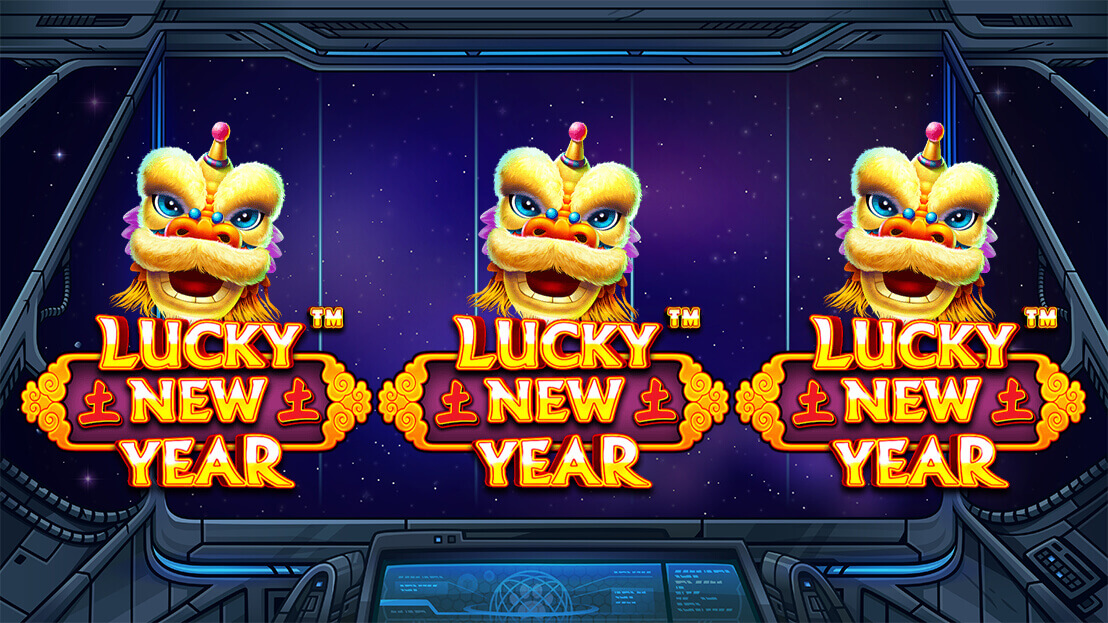 Luck New Year slot